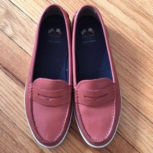 Salmon Loafers